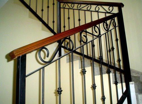 Barandales for Fotos de escaleras de herreria